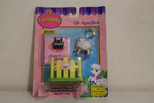 Cucciolandia Zoo Kenner 1994 MOC Vintage toy Littlest Pet Shop Zoo LPS