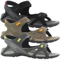 Hi-Tec Mens Laguna Sandal Walking Trail Velcro Comfort Sports Sandals Size 7-13