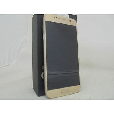 Samsung Galaxy S7 32GB Gold Unlocked Smartphone Missing Accessories 1