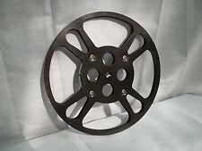 Goldberg Super-8mm metal film reel, 800 feet