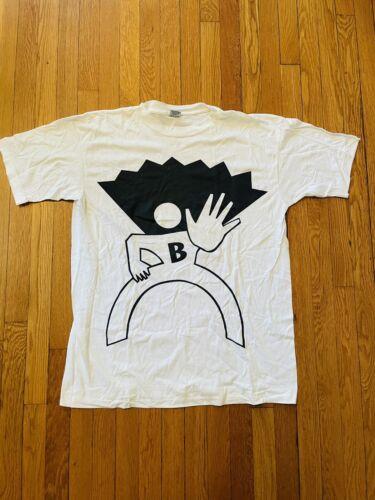 vtg 90s blankman promotional movie t shirt mens X… - image 1