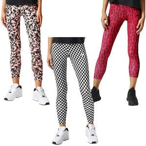 6f4c81030f84b Image is loading adidas-Originals-Womens-Soccer-Print-Leggings-Gym-Tight-