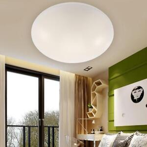 Modern 20W 30W 40W LED Ceiling Light Fixture Lamp Flush Mount Cool Warm KUS#