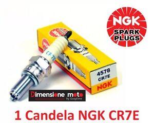 CANDELA ORIGINALE NGK CR7E SUZUKI AN BURGMAN 400 2009 2010 2011 2012