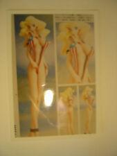 1/8 Overdard USA Girl Swimsuit GaoGaiGar Swan White Unpainted Resin Model Kit