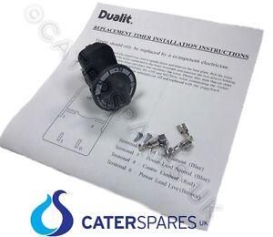 01362 genuine dualit toaster timer includes knob screws wiring rh ebay com Dualit Toaster Repair Dualit Logo