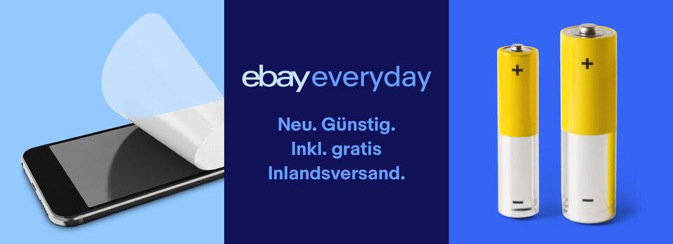 Einfach. Clever. eBay EveryDay. – Jetzt einkaufen - Einfach. Clever. eBay EveryDay.