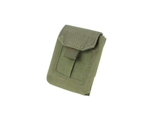 CONDOR MA49 GLOVE POUCH MEDICAL HOLDS /<4 PAIR DISPOSABLE GLOVES MOLLE 5 COLOURS
