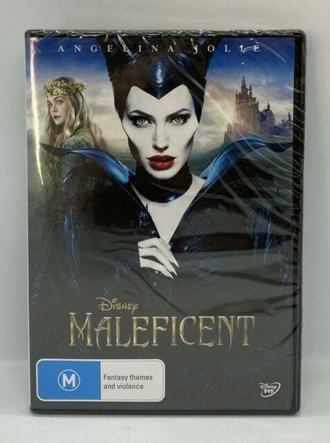 Maleficent - 2014 Disney DVD - New & Sealed - Free Post