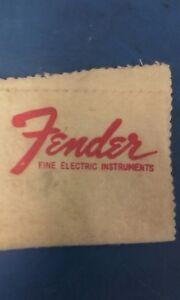 à Condition De Fender Pre Cbs Case Candy Polonais Original Chiffon 1963-1964-afficher Le Titre D'origine Saveur Pure Et Douce