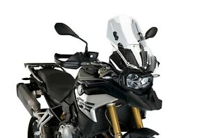 PUIG-TOURING-SCREEN-WITH-VISOR-BMW-F850-GS-ADVENTURE-19-CLEAR