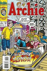 EXCLUSIVE-ARCHIE-COMICS-4-PAK-ARCHIE-BETTY-amp-VERONICA-BETTY-JUGHEAD-2003