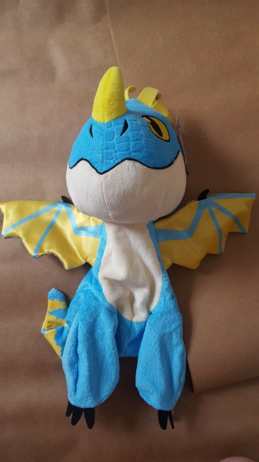 Nuovo with tag Unstuffed retirosso Build a Bear How to Train your Dragon Stormfly