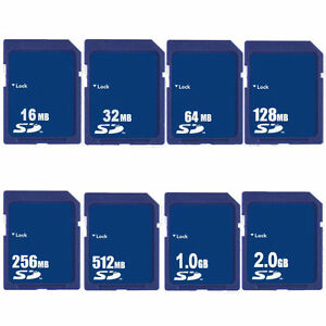 16-32-64-128-256-512MB-1GB-2GB-SD-Secure-Digital-Standard-Memory-Card-NEW-F-MP3