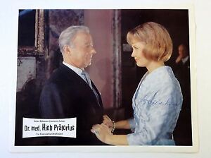 Kino-Aushangfoto-d-Films-034-Dr-med-Hiob-Praetorius-034-v-1965-Pulver-Signiert-56