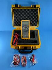 New Fluke 179 Trms Multimeter Hard Case Accessories