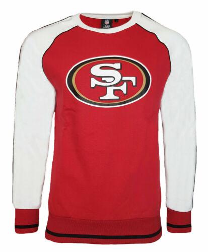NFL San Francisco 49ers Sweatshirt Youth 13 14 Years Kids Boys Hoodie
