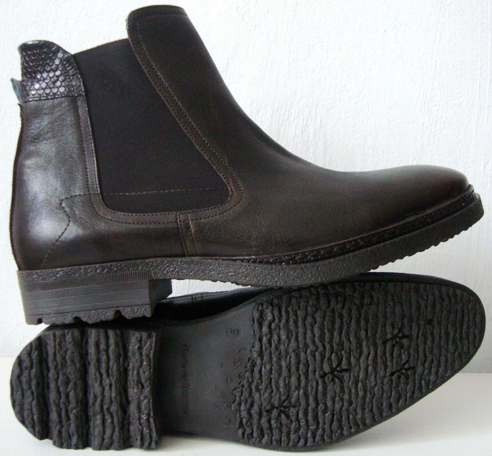 9a68703b9f3451 ... FLORIS VAN BOMMEL Schuhe Boots Herren Stiefel Stiefelette Schuhe BOMMEL  Halbschuhe Gr.43 NEU 87f5f8 ...