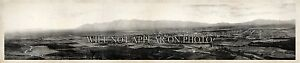 1909-Tucson-AZ-Vicinity-Vintage-Panoramic-Photograph-7-X-35-Panorama