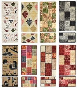 machine washable kitchen mats
