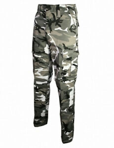 New Army BDU Cargo Pants Military Fatigues Choice of Color /& Size
