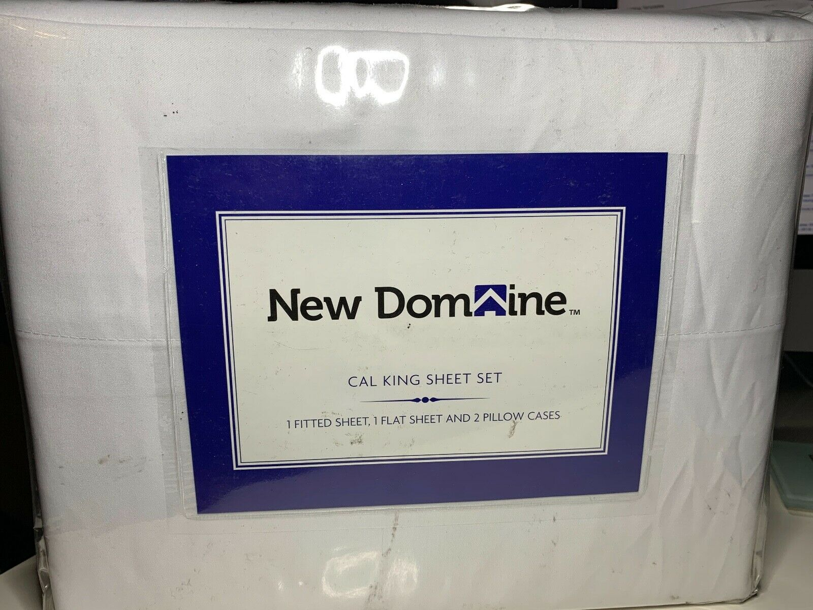 New Domaine Weiß CAL König Sheet Set NEW