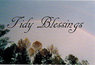 tidy_blessings