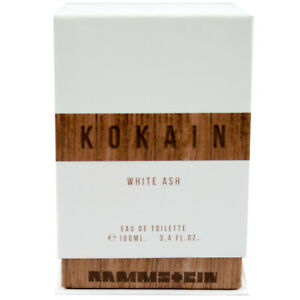 Rammstein Cocaïne Blanc Ash 100 ML Eau De Toilette EDT Spray pour Elle