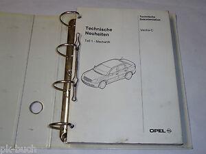 Tecnica-Novedades-Tecnica-Documentacion-Opel-Vectra-C-Stand-12-2001