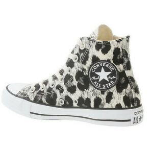 all star converse leopardate
