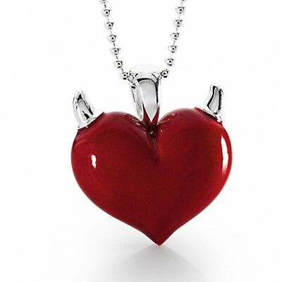 Perle LD FL 31 Heartbreaker Silber ohne Kette Lilie Anhänger m Zirkonia Paveé