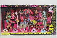 Monster High Doll Gloom Beach 5 Pack Target Exclusive New in Box Retired