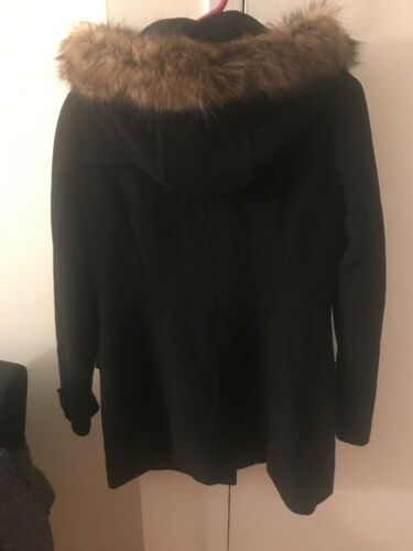 Size New Hood Marc Uld York Trimmed Faux Skift med 4 Fur Andrew By frakke 7dxadUH