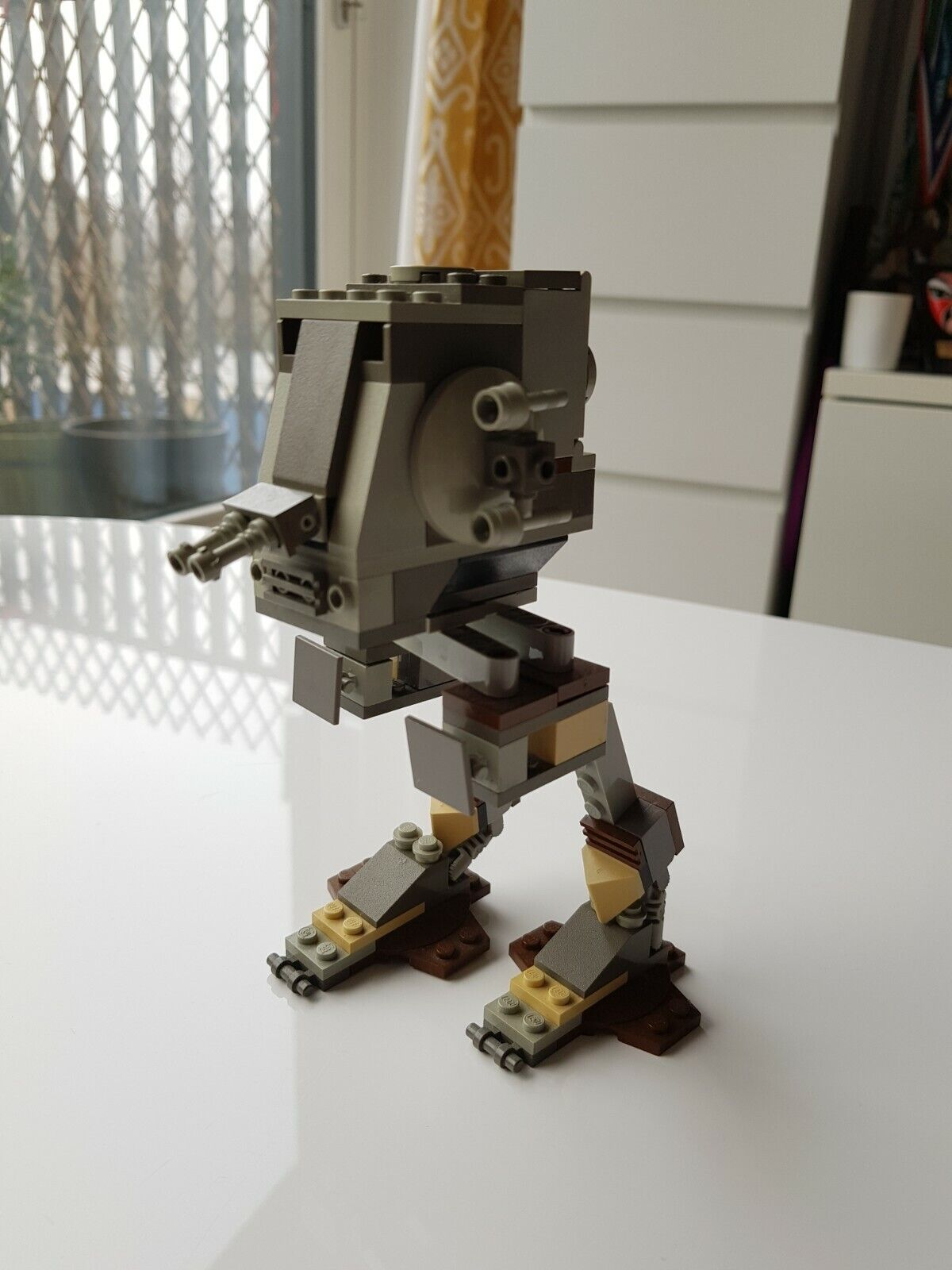 Lego Star Wars Imperial AT-ST (7127)
