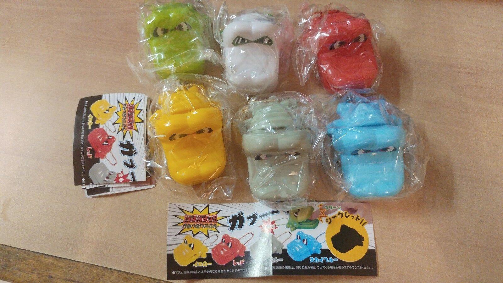 Yell Crocodile Crocodile Crocodile Dentist Mini Toy Hand Game Gashapon Keychain cc1c92