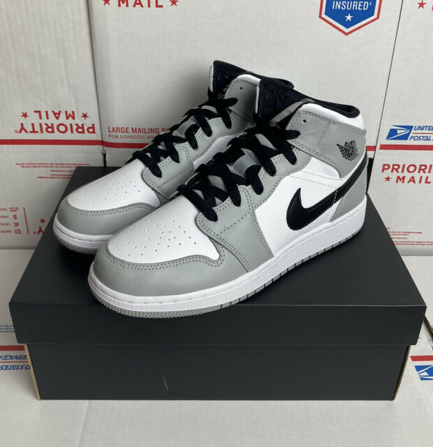 Nike Women S Air Force 1 Size 6 Grey Af1 High Top For Sale Online
