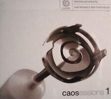 Caosessions 1 (Caos Sessions) (2 x CD) Nathan Fake Michael Mayer Alex Kid Samim