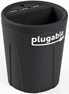Plugable-USB-Car-Charger-Adapter-3-Port-USB-3-0-Car-Charger-36W-Fast-Charging