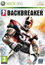 Backbreaker (Football Americano) XBOX 360 IT IMPORT 505 GAMES