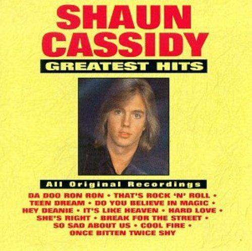 Shaun Cassidy - Greatest Hits [New CD] Manufactured On Demand