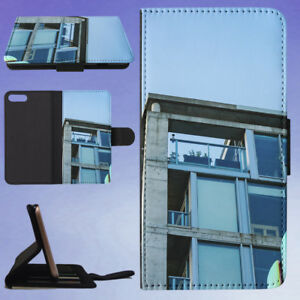BUILDING-BUILDING-EXTERIOR-FLIP-WALLET-CASE-FOR-APPLE-IPHONE-PHONES