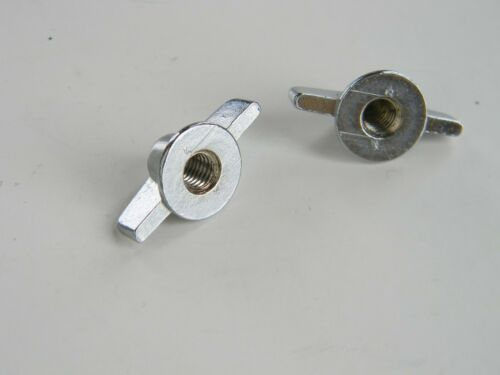"Other Uses NOS Outer Brass /""Propeller/"" Shifter Wingnuts M5 Campagnolo Valentino"