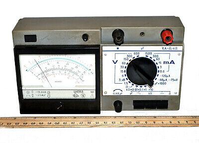 0-300 A DC ± 2.5/% russe M42100 Ampèremètre Current Meter Amp analogique Panel Meter.