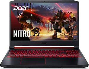 "Acer Nitro 5 AN515-54-728C 15.6"" FHD 144Hz Laptop i7-9750H 16GB 256GB RTX 2060"