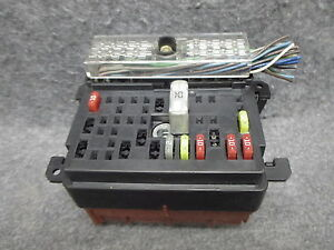 2003 chevrolet bu rh dashboard interior fuse box block relay image is loading 2003 chevrolet bu rh dashboard interior fuse box