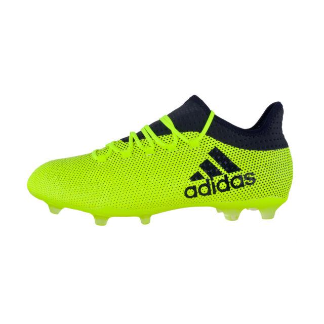 adidas performance X 17.2 FG W Fußball Damen schwarz von