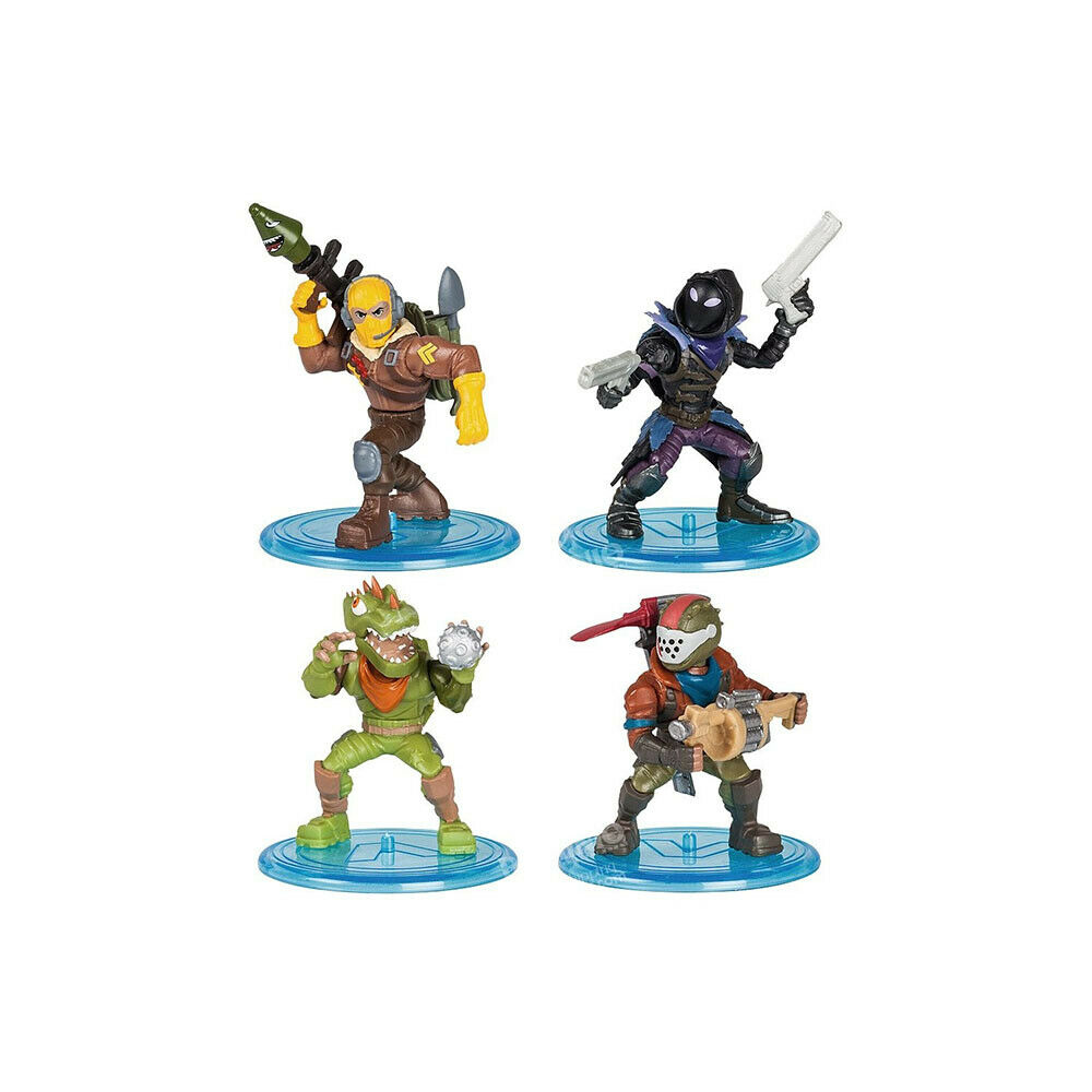 Fortnite Coppia Di Personaggi Action Figures FRT 13000