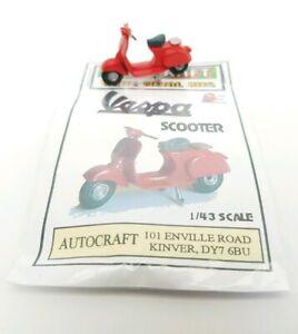 1-43-scale-7mm-O-gauge-1960s-Vespa-Scooter-metal-kit