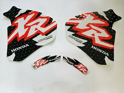 Blackbird adesivi serbatoio grafiche Honda Honda Xr 600