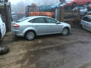 2010-FORD-MONDEO-GHIA-PASS-LEFT-POWERFOLD-ELECTRIC-WING-MIRROR-WITH-PUDDLE-LAMP